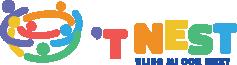 Logo kinderopvang 't Nest